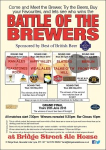 Battle of the Brewers small