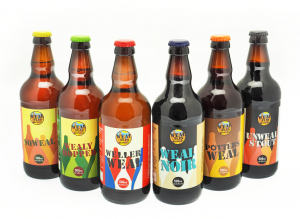weal ales group bottles
